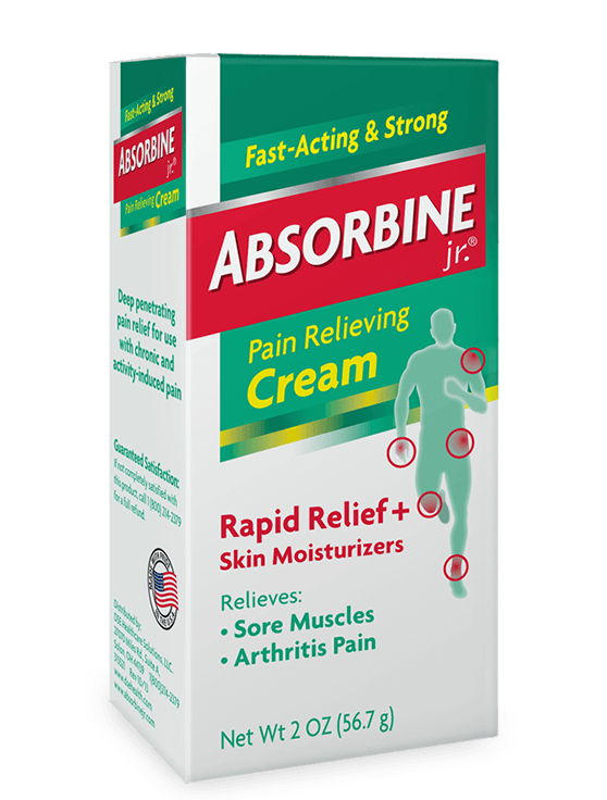 topical cream for pain